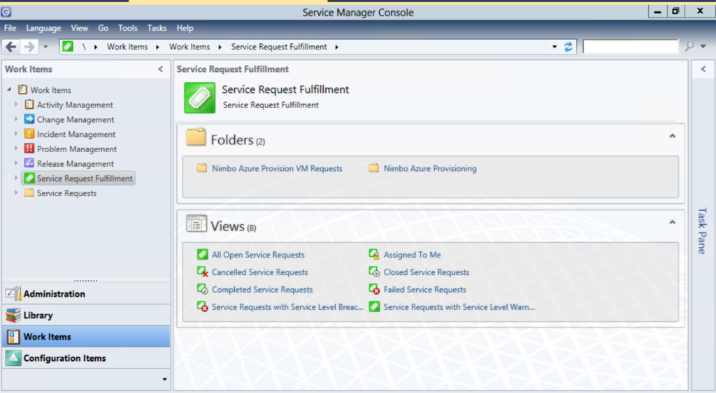 1-service-manager-console