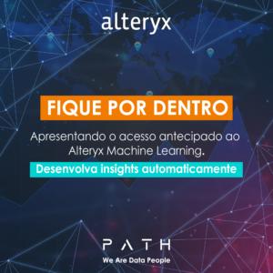 Notícia Alteryx insta